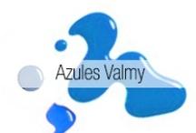 Azules Valmy / by Cosméticos Valmy