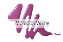 Morados Valmy / by Cosméticos Valmy