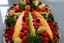 Cold food, dips, veg, fruit / by Debbie Lewis