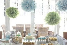 Baby Showers  / by Lisa Burbo