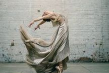 """Dance and Beauty of Movement / """"Let us read, and let us dance; these two amusements will never do any harm to the world.""""  ― Voltaire"""