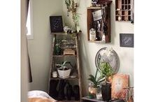 HOME IS WHERE THE HEART IS... / Beautiful decor and DIY design for the home.