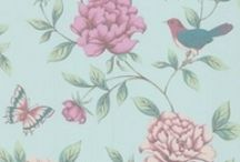 Wallpaper, Curtains and Blinds / Find wallpaper ideas from shops in the UK