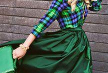 Fall/Winter Fashion / by Ashley Martin
