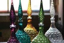 Genie Bottles & Alladin's Lamp
