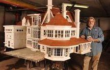 Doll House Construction / Doll house construction