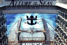 Allure of the Seas / by Ashley Martin