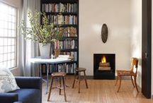interiors / by Mary Stonecypher Maslow