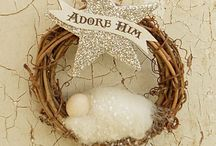 Christmas Love {Craft/Ornaments}