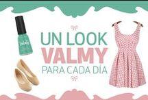 Un look Valmy para cada día / by Cosméticos Valmy