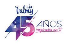 45 años inspirados en ti / by Cosméticos Valmy