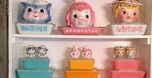 Kitsch Kitchen / Kitschy Kitchens