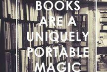 Books / by Jenna Marshall
