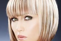 Hairstyle ideas / by Julie Faircloth