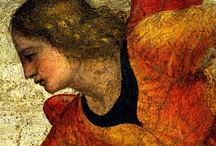 angel realm / Glory to God in the highest and on earth peace goodwill towards men.  Luke 2 :13-14 / by Linda Davis