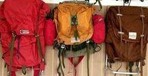 Backpacks and rucksacks / Backpacks and rucksacks