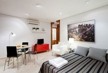 Cozy & beautiful studio / Stylish and luminous duplex penthouse located in the heart of Madrid with two bedrooms and two and a half bathrooms