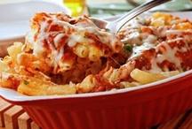 Italian inspired food... / by Linda Davis