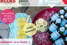Twin Stripe: Summer Issue 2012