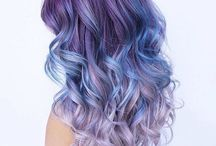 Style | Hair Inspiration / Hair styles and colours that I like.