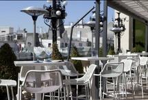 Madrid's Terraces