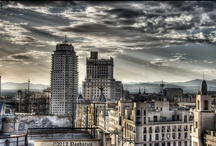 Madrid skies