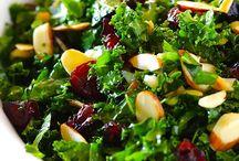 Soup and Salad / by Sarah Fairbanks