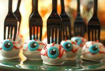 Spooky, Freaky & Creepy... / Halloween and creepy stuff / by Beth Jenkinson