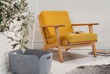 Interior design / Colorful living, spaces of desire