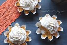 Pumpkin Treats and other Fall Recipes