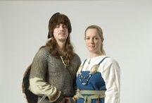 Forhistoriske drakter - Prehistoric costumes