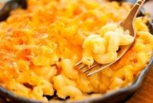 Searching the World for the Best Mac and Cheese / by Sandy Moore