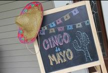 Cinco de Mayo Party Ideas / Celebrate Cinco de Mayo with Jose Ole! Check out these great ideas to make your fiesta fun and festive!