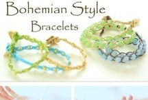 Crafts - Jewelry / by Lauriann Rosenvall