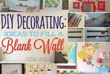 Wall Decor / by Nicole