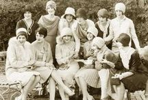 1920s / 1920s fashion and styles / by Cheryl Hall