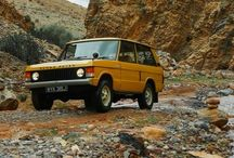 All Terrain Veichles / From land rovers to ladas all my favourite all terrain vehicles
