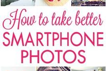 Smart Phone Photography / Get stunning photographs from your smart phone. We've gathered great devices, apps, photography guides and tips for great cell phone photos.