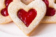 Valentine's / Sweets and treats for the sweethearts!