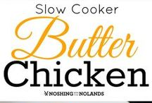 Slow Cooker Recipies / I bought a slow cooker for several reasons but the main ones is I have little passion or talent for cooking and am seriously disorganised in making sure I've got meals sorted for the week.