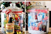 Gift Ideas DYI / Gift ideas that aren't the norm or are a little bit of DIY