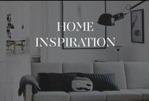 #HomeInspo / Dream Abodes | Inspiring Spaces to Live | Inspired Lifestyle All the things we love and dream for #PaoneHomeinspo #homeinspo