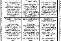 ideas for teaching / by Kassie Birdsell