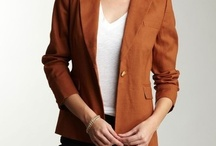 Clothing I Crave: Outerwear / by Amanda Cobb
