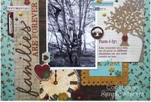Scrapbooking - Family & Everyday / by Tina Butler