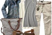 Closet / Fashion, outfits, clothes.