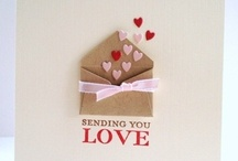 Valentine's Ideas/Projects/Treats / by Claudine D