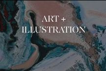 Art & Illustration / Art and Illustration that inspires creativity and fits our lifestyle