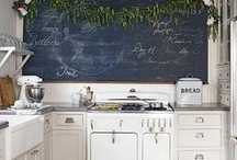 INTERIOR DESIGN: Farm to Table Kitchens / by Lauren Cusack