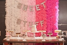 Sweets & Dessert Tables